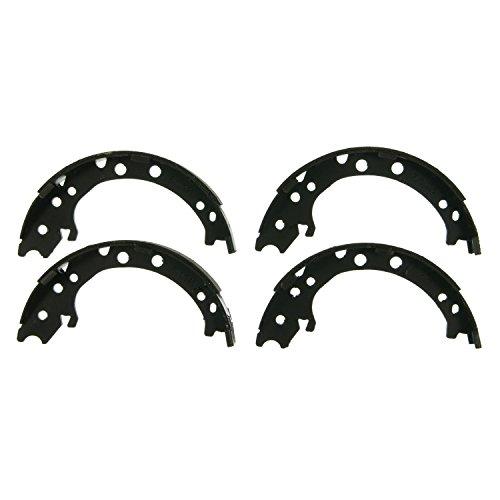 (Wagner Z928 Parking Brake Shoe Set, Rear)