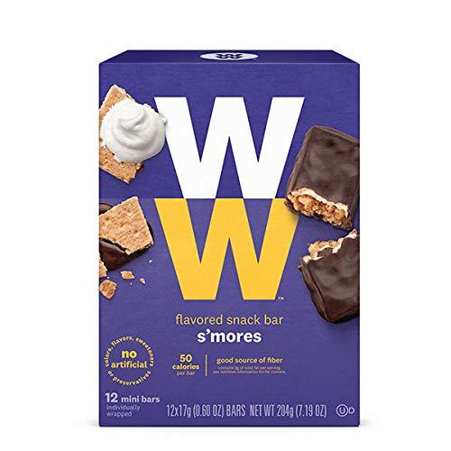 Weight Watchers Smores Mini Bar New WW!