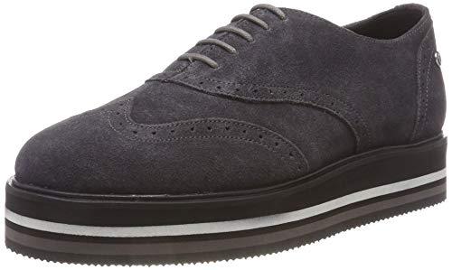 Cordones Mujer JOOP LFU Oxford Gris Grey 800 Zapatos LIDA para de AWAIwH6qP