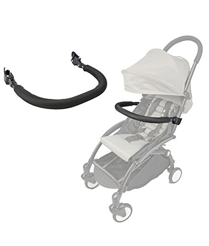 Stroller Bar for Babyzen YoYo and Yoyo+ - Armrest, Handle, Bumper and Crossbar - Oxford Cloth - by Neutral
