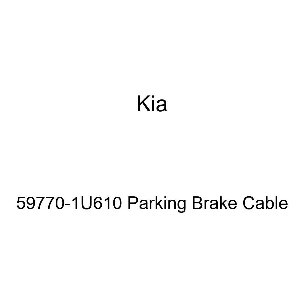 Kia 59770-1U610 Parking Brake Cable