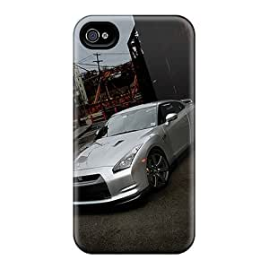 Perfect Hard Phone Cover For Iphone 6 With Unique Design Lifelike Nissan Gtr Series ErleneRobinson