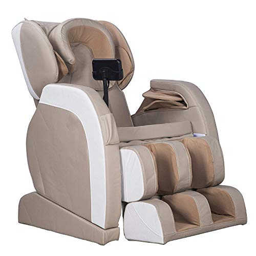 Electric Full Body Massage Chair Zero Gravity Comfort Relaxation Auto Programs 3 Years Warranty Best Budget Shiatsu with Heat and...