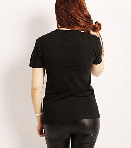 Women's t Shirts Custom Musically Short Sleeve Cotton t-Shirts by Hndasny (Image #5)