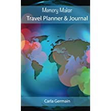 Memory Maker Travel Planner & Journal