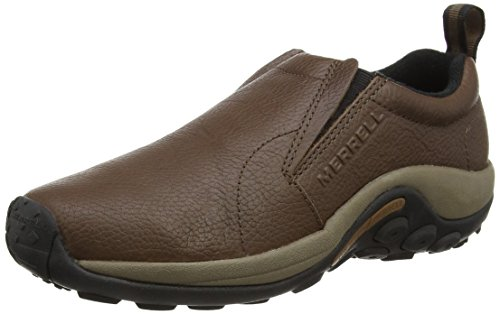 Merrell Heren Jungle Moc Instapper Zwarte Lei