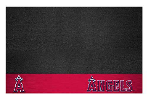 (Fanmats Los Angeles Angels Grill Mat)