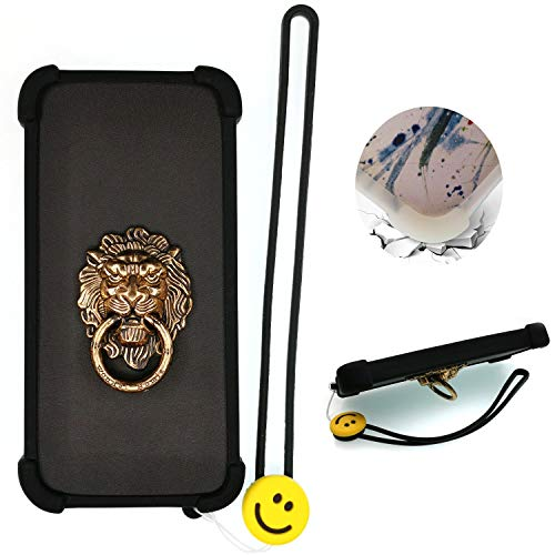 Case for Soho Style Ssb504a SSB 504a Case Silicone Border + PC Hard backplane Stand Cover SHI