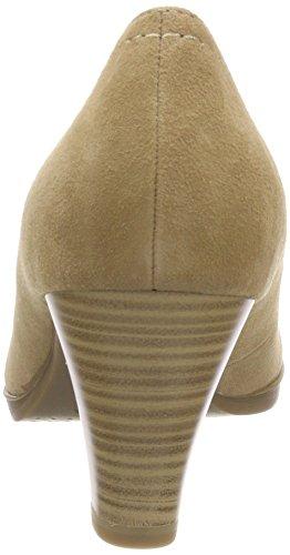 Marron Escarpins 22471 Suede antelope Femme Tamaris Aqt1Y