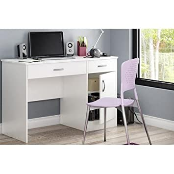 South Shore Smart Basics Work Desk - Multiple Finishes