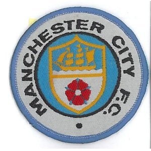 crest  Iron-on Patch- FREE SHIPPING US Manchester United F C