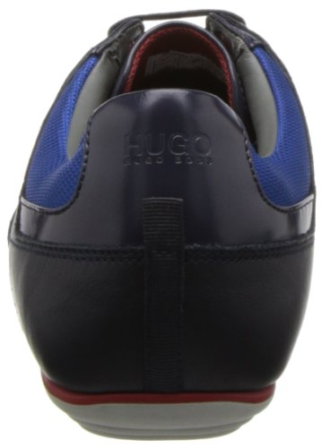 Hugo Av Hugo Boss Mens Thannio Mode Sneaker Mellanblå