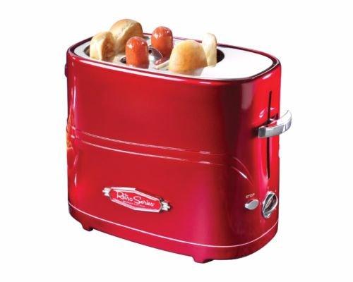 Nostalgia Electrics Retro Series Pop Up Hot Dog Toaster Kitchen