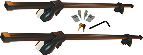 Malone Auto Racks Universal Car Roof Rack, 50-Inch (Profile Rack System)