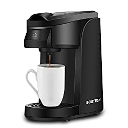 SOWTECH K Cup Coffee Maker Single Serve Programmable Coffee Machine from SOWTECH