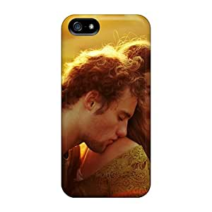 High-end Cases Covers Protector For Iphone 5/5s(boy Kiss Girl In Shoulder)