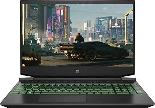 HP – Pavilion 15.6″ Gaming Laptop – AMD Ryzen 5 – 8GB Memory – NVIDIA GeForce GTX 1650 – 256GB SSD – Shadow Black