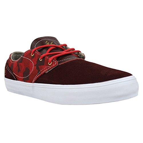 Es Skateboard Shoes 2014 ACCENT Red Sz 12