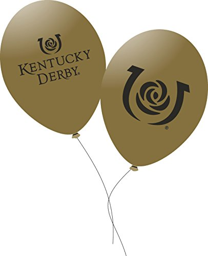 Kentucky Derby Icon Balloons