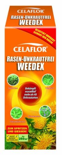 Celaflor  Rasen-Unkrautfrei Weedex - 250 ml