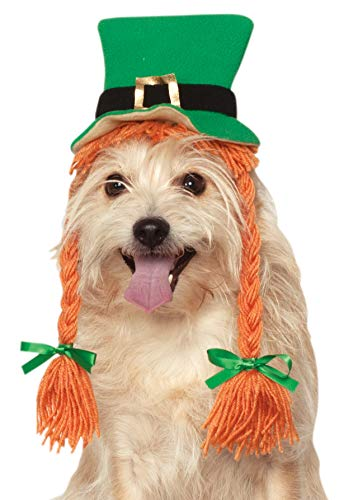 Rubie's St. Patty's Day Girl Pet Costume Hat