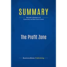Summary: The Profit Zone: Review and Analysis of Slywotzky and Morrison's Book