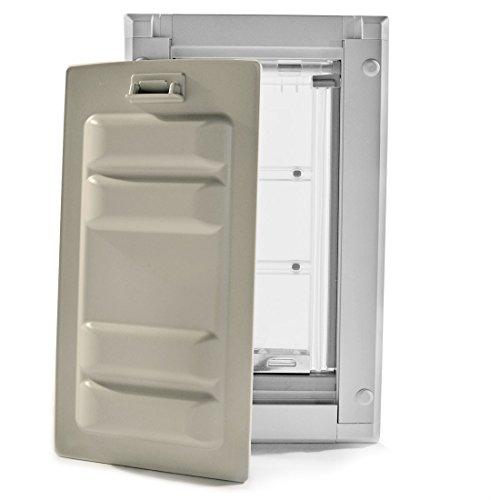 Patio Pacific Endura Pet Door: Patio Pacific - Endura Flap Door Mount Pet Door New