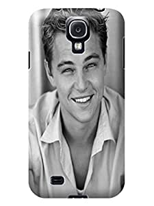 Cool Leonardo Dicaprio fashionable Series Lightweight Waterproof TPU Protection Covers for Samsung Galaxy s4