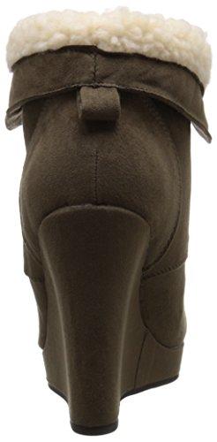 Boot Women's Khaki Val Qupid 54 tC0Ux7Bqw