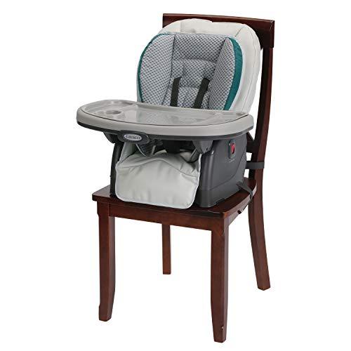 41uQhCCcsJL - Graco Blossom 6 In 1 Convertible High Chair, Sapphire