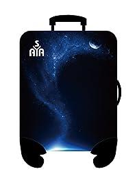 YISAMA Luggage Cover Bluemoon Light (21,7 x 25,2 INCH)