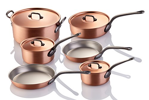 FALK 10-piece Falk Copper Classical Line Executive Set