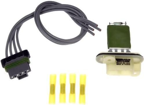 Dorman 973-434 HVAC Blower Motor Resistor Kit for Select Chevrolet/GMC Models