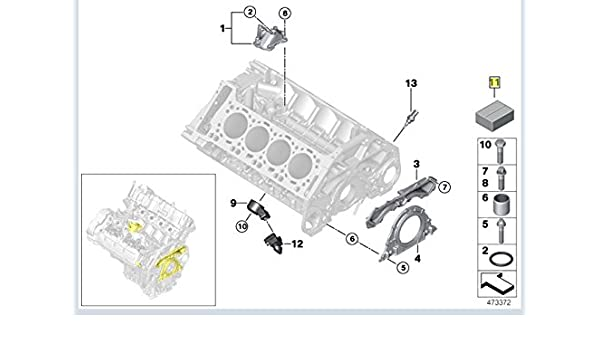 389 engine diagram fuse box \u0026 wiring diagramamazon com bmw 11 11 2 159 389, engine crankcase cover gasket setamazon com bmw