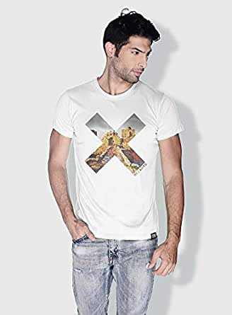 Creo Beirut History X City Love T-Shirts For Men - M, White