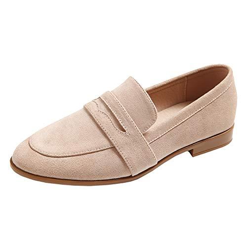 Solo Trabajo EU del Los 38 de Planos Zapatos Zapatos Moda señoras Las 38 de Primavera cómodos de la de FLYRCX UE Casual los y Zapatos Calzan la los de otoño ZwHWqCw7