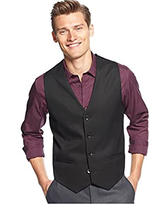 Calvin Klein Men's Core Suit Vest