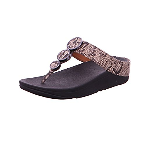 Snake Thong Toe Fitflop Halo Sandals WoMen Platform Taupe Ufv0qw