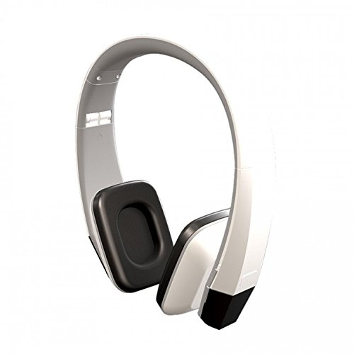 Power Acoustik HIR-2W 2-Channel Wireless Ir Headphones (Snow White)