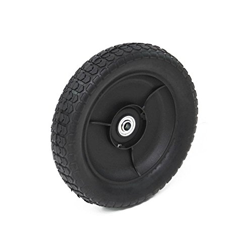 Craftsman Rear Lawn Mower (Craftsman 532180183 Lawn Mower Wheel, Rear Genuine Original Equipment Manufacturer (OEM) part)