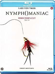 nymphomaniac (volume 1 + 2) (director's cut) (2 blu ray) blu_ray Italian Import