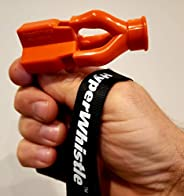 HyperWhistle The Original Worlds Loudest Whistle up to 142db Loud, Very Long Range, for Referee, Coaches, Inst