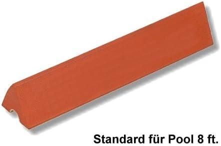Las bandas de goma, estándar para piscina-mesa de billar 2.44 M ...