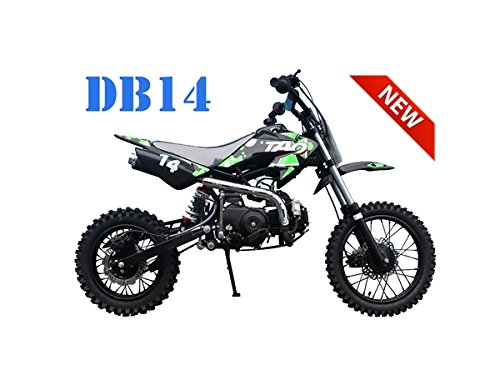 Tao Tao Dirt bike DB14 (Green)