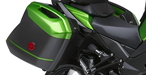 Kawasaki 99994-0564 28 L Hard Saddlebag Set (Tandem Saddlebag)