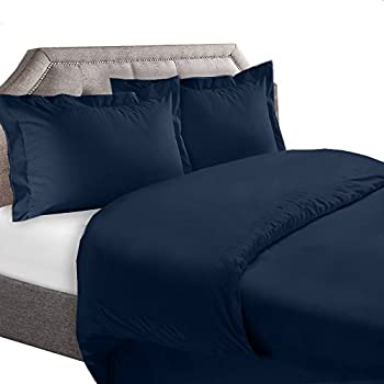navy blue duvet cover sets single set premier series piece queen linen nz