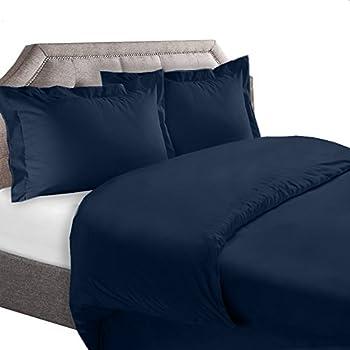 navy blue duvet cover sets single set premier series piece queen linen nz
