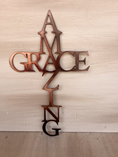 AMAZING GRACE Cross ~ 9