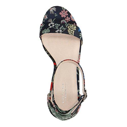 Sacha Damen Sandaletten Blau
