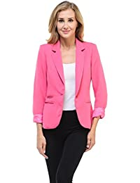 Amazon.com: Pinks - Blazers / Suiting & Blazers: Clothing, Shoes ...